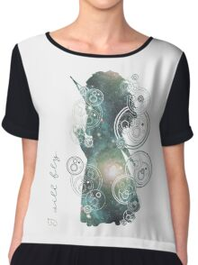 Touch the Stars Chiffon Top