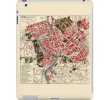 Where in Rome iPad Case/Skin