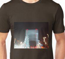 George Washington Bridge view at night Unisex T-Shirt