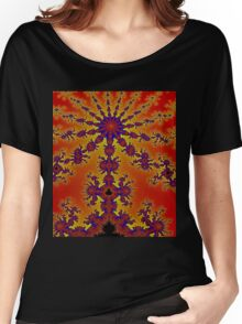 VIVID Women's Relaxed Fit T-Shirt