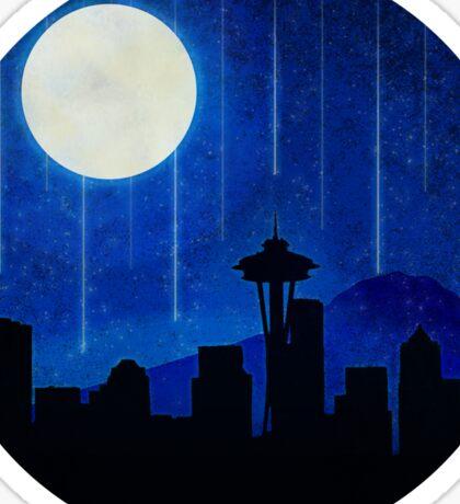 Sleepless Seattle Sticker