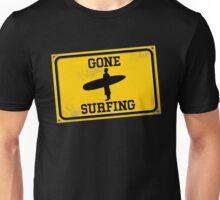 Gone Surfing Unisex T-Shirt