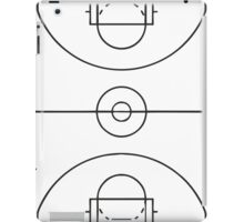 Basketball Court iPad Case/Skin