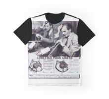 The All New Broadband Final Lecture with Demonic Possession.. Graphic T-Shirt
