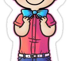 Bow Tie Day Sticker
