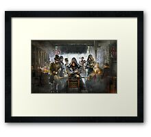 Assassins Creed Syndicate Framed Print