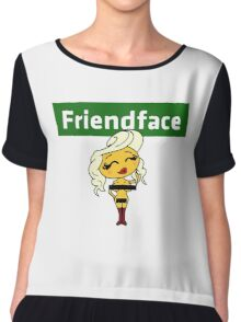 The IT Crowd – Friendface – Maybe Find That Special Someone Chiffon Top