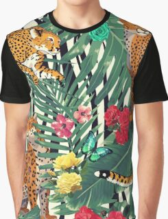 tropical wild  Graphic T-Shirt