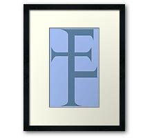 Kifflom! Framed Print