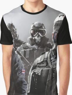 Rainbow Six Graphic T-Shirt