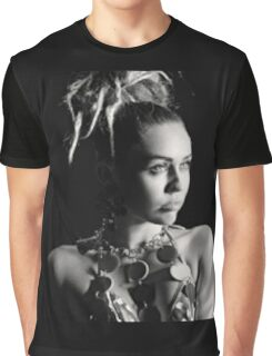 Miley Cyrus SNL Photoshoot  Graphic T-Shirt
