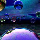 Thinking Threedimensional #1 by Benedikt Amrhein