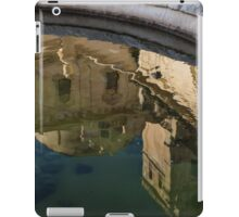 Reflecting on Noto and Its Beautiful Sicilian Baroque Architecture iPad Case/Skin