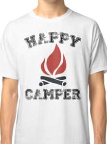 HAPPY CAMPER CAMPING Classic T-Shirt