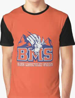 BMS - Blue Mountain State Graphic T-Shirt