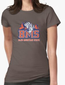 BMS - Blue Mountain State Womens Fitted T-Shirt