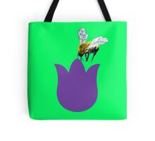 Bee Quiet Tote Bag