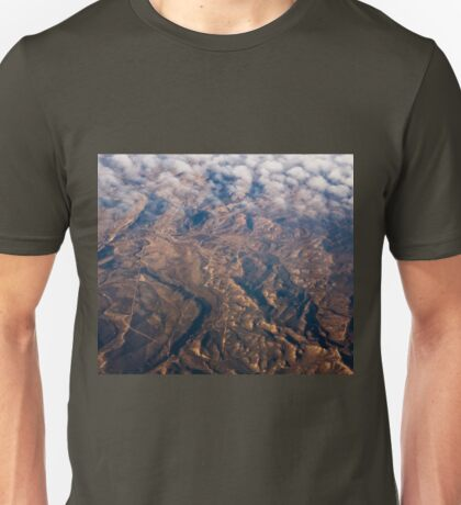 Mountain Abstract V Unisex T-Shirt