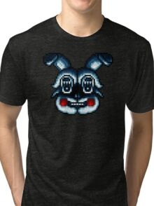 FNAF Sister location - Pixel Art Tri-blend T-Shirt