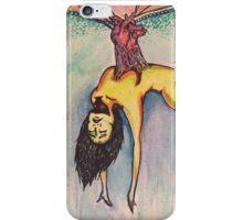 Hung up iPhone Case/Skin