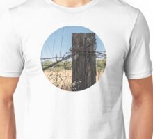 Old Fence Post Unisex T-Shirt