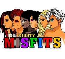 The Mighty Misfits 2016 Photographic Print