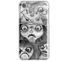 labyrinth goblins  iPhone Case/Skin