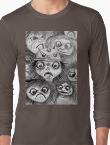 labyrinth goblins  Long Sleeve T-Shirt