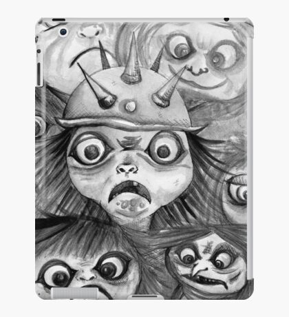 labyrinth goblins  iPad Case/Skin