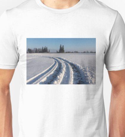 The Long Way Around Unisex T-Shirt