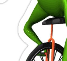 Here come dat boi! Sticker