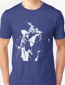 Line Drag Bones Unisex T-Shirt