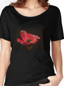 Red Dogwood Women's Relaxed Fit T-Shirt