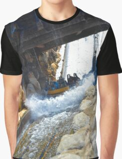 Grizzly Bear Drop Graphic T-Shirt