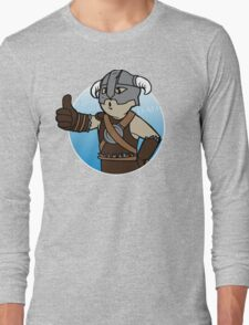 Dovahkiin Boy Long Sleeve T-Shirt
