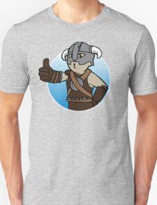 Dovahkiin Boy Unisex T-Shirt