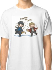 BBC Sherlock - Clueing for Looks Classic T-Shirt