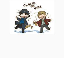 BBC Sherlock - Clueing for Looks Unisex T-Shirt