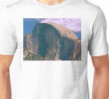 Half Dome Yosemite NP  - The Last of the Snow Unisex T-Shirt