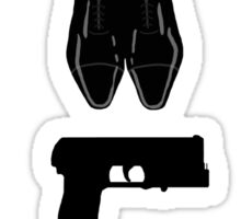 What are Kingsmen made of? Sticker