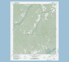 USGS TOPO Map Alabama AL Kirk 304342 1970 24000 One Piece - Short Sleeve