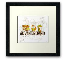 Adventureland Framed Print