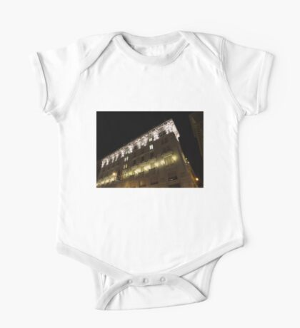 Architecture in Rome, Italy - Just Lift Your Head, Day and Night One Piece - Short Sleeve