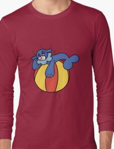 Draw Me Like One Of Your French Popplio Long Sleeve T-Shirt