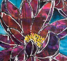 Waterlilies Sticker