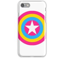 Captain Pansexual iPhone Case/Skin