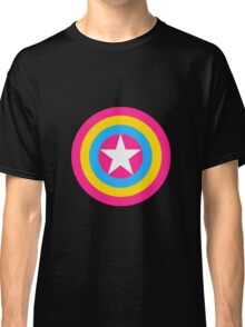Captain Pansexual Classic T-Shirt