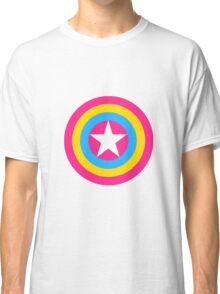 Captain Pansexual Classic T-Shirt