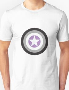 Captain Asexual Unisex T-Shirt