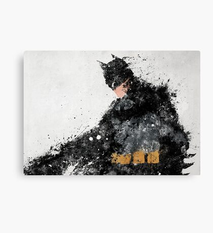 A Hero Canvas Print